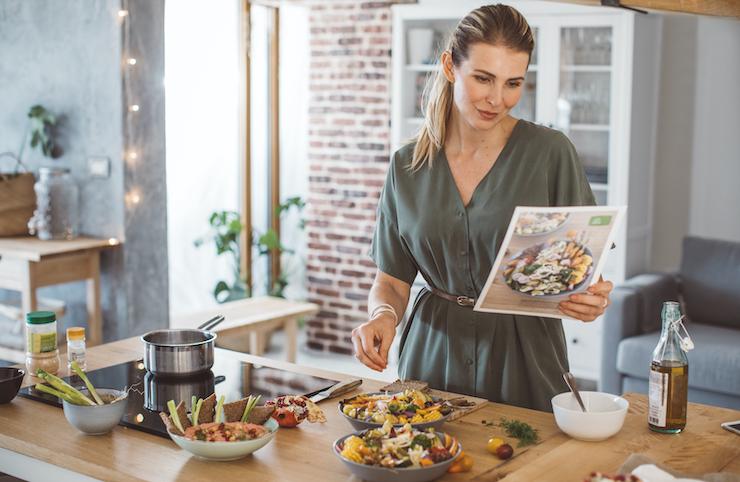 Menu Vegano: ricette semplici dall'antipasto al dolce