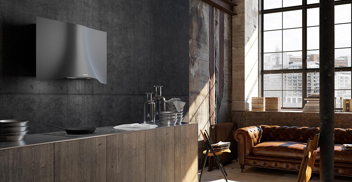 Faber VEIL Cooker Hood Wall