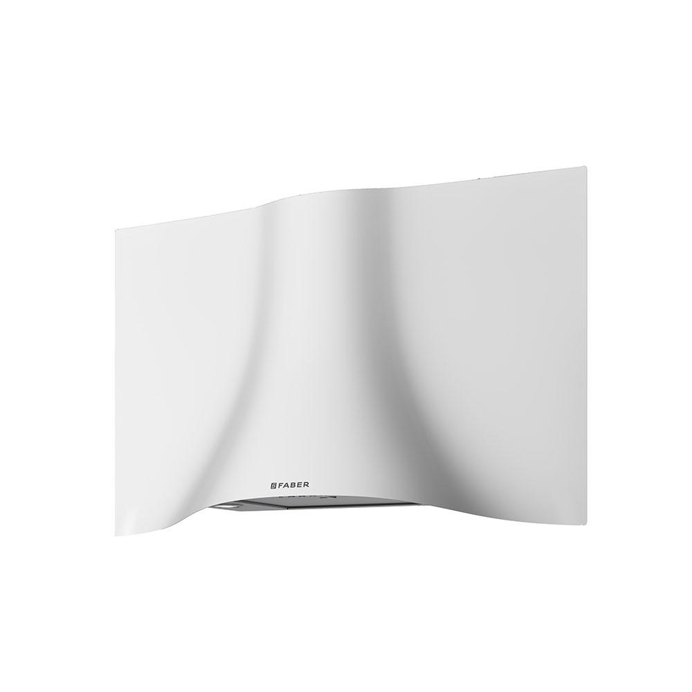 VEIL Cappa  Versione: Bianco opaco