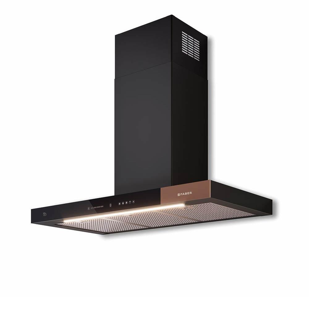 T-AIR  Versione: Vetro nero/marrone