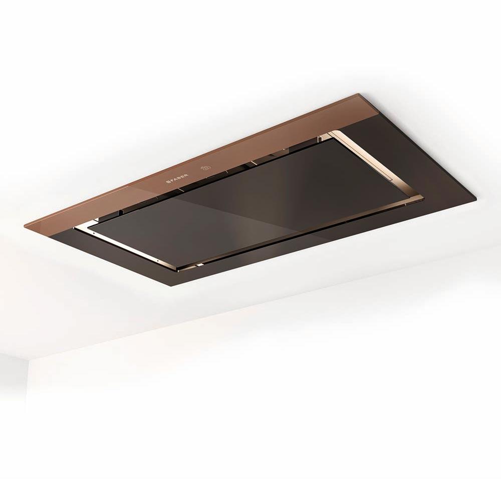 C-AIR  Versione: Vetro nero/marrone