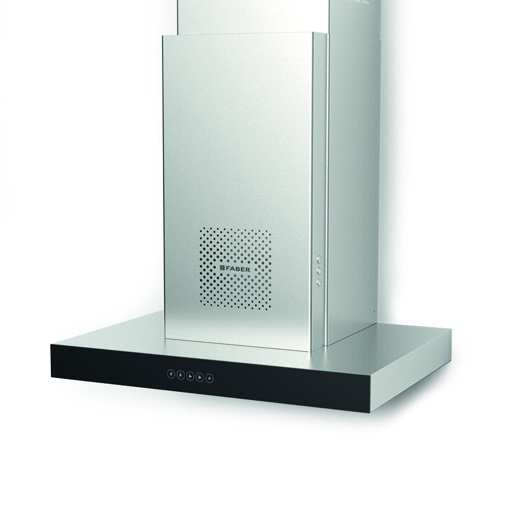 Air Hub V/X  Versione: Acciaio inox / vetro